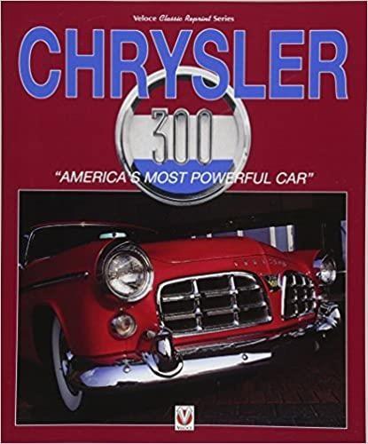 "Chrysler 300 - ""America's Most Powerful Car"""