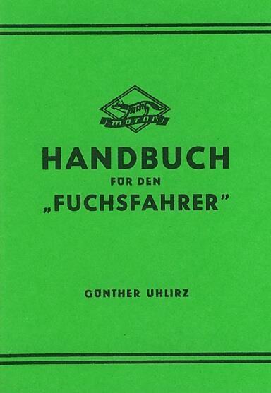 Handbuch für den Fuchsfahrer