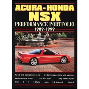Acura-Honda NSX 1989-1999 Performance Portfolio