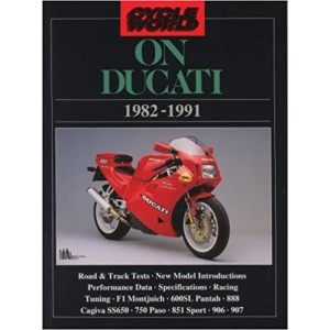 Cycle World Motorcycle Books - Cycle World on Ducati 1982-91