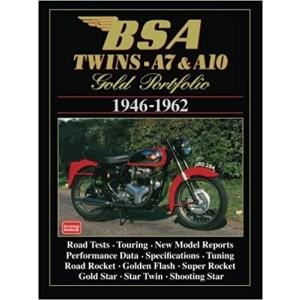 BSA Twins A7 & A10 - 1946-1962