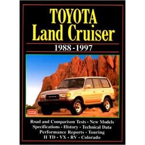 Toyota Land Cruiser - 1988-1997
