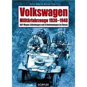 Volkswagen-Militärfahrzeuge 1938 - 1948