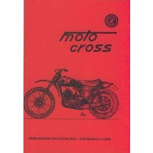 CZ Motocross 125 / 250 / 400, Typen 984, 980 u. 981, Betriebs- und Reparaturanleitung