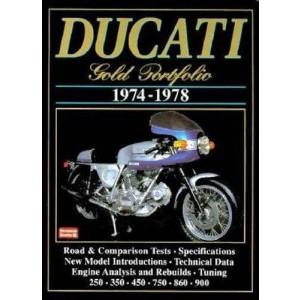 Ducati 1974-1978-GP (Gold Portfolio)