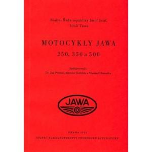Jawa 250 und 350 ccm 2-Takt-Modelle, 500 ccm 4-Takt-Modelle, Reparaturanleitung