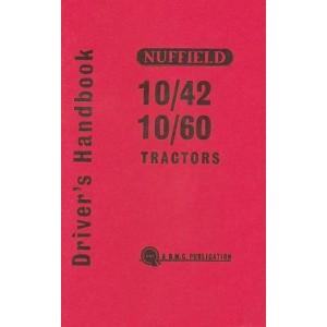 Nuffield Tractors, Typen 10/42 und 10/60, Betriebsanleitung
