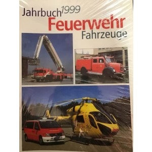 Jahrbuch Feuerwehr Fahrzeuge 1999