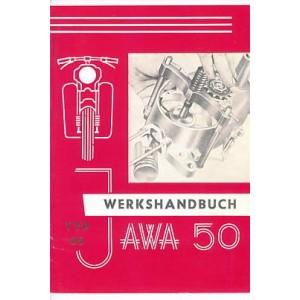Jawa 50 ccm, Typ 05, Werkstatthandbuch