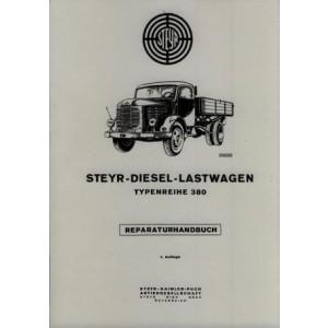 Steyr 380 Reparaturanleitung