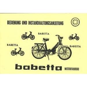 Jawa Moped Babetta Typ 28