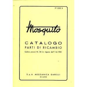 Garelli Mosquito Catalogo