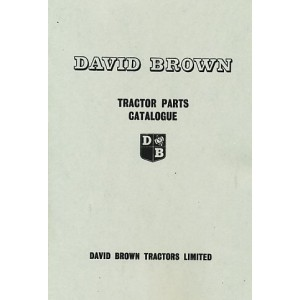 David Brown 880/E, 880/F Implematic, Livedrive, Ersatzteilkatalog