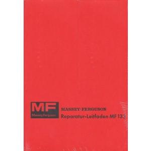 Massey-Ferguson MF 133, Reparaturleitfaden