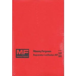 Massey-Ferguson MF 168, MF 188, Reparaturleitfaden